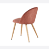 Venice Dining Chairs Pink back