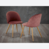 Venice Dining Chairs Pink lifestyle