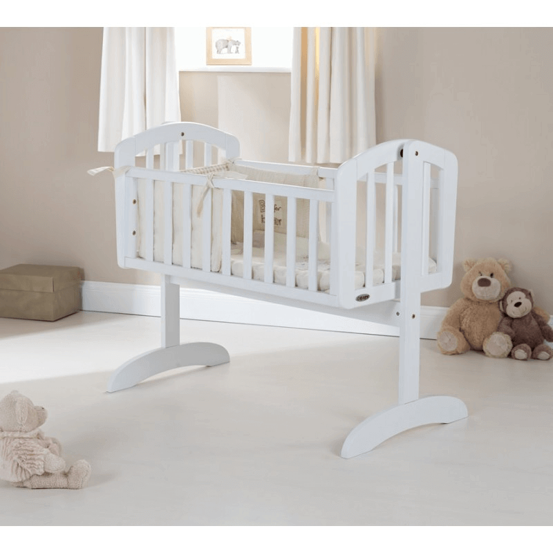 Obaby-Sophie-Swinging-Crib-White (1)