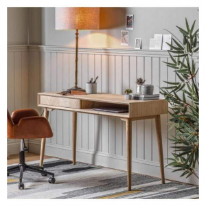 Gallery Direct Milano 1 Drawer Desk
