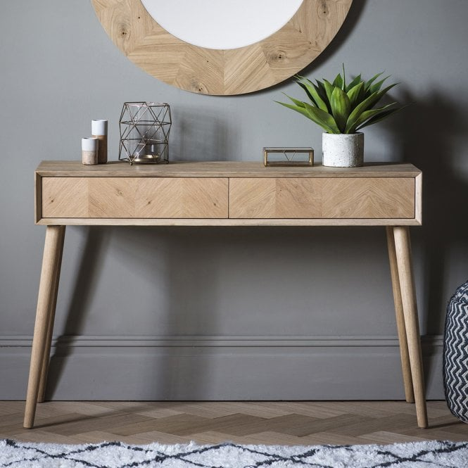 Gallery Direct Milano Console Table