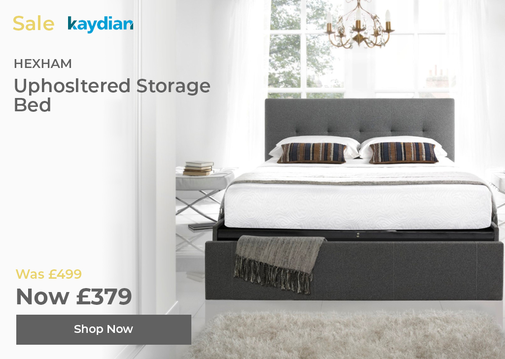 Kaydian Hexham Storage Bed