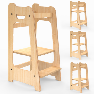 Callowesse Step-Up Leaning Tower Multi-Height