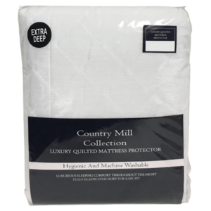 Country Mill Collection mattress protector